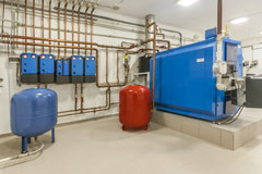the difference between residential and commercial boilers